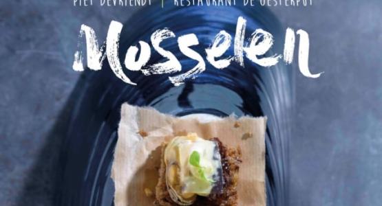Volgende maand in de winkel: 'Mosselen' van Piet Devriendt
