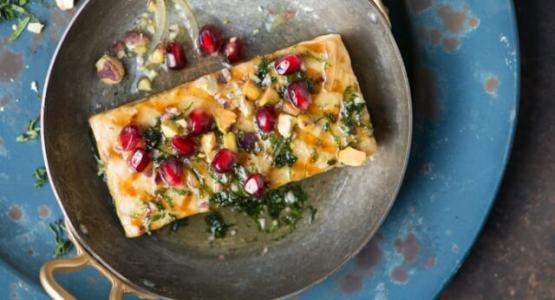De toch exotische Arabische keuken wordt zo op zeer toegankelijke wijze geïntroduceerd