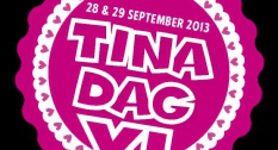 Dit weekend is uitgeverij Moon weer aanwezig op de Tina-dag!