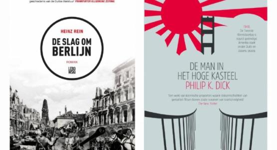 NRC geeft vier sterren voor romans van Philip K. Dick en Heinz Rein