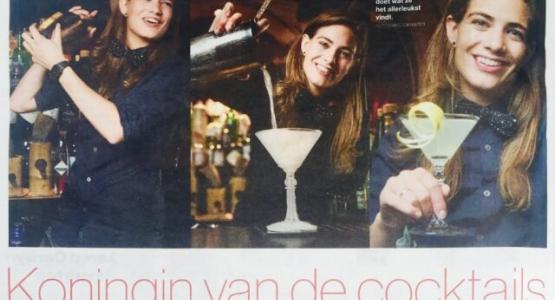 Koningin van de cocktails