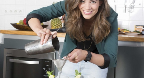 Cocktailkoningin Tess Posthumus: 'In Nederland heerst geen cocktailcultuur'