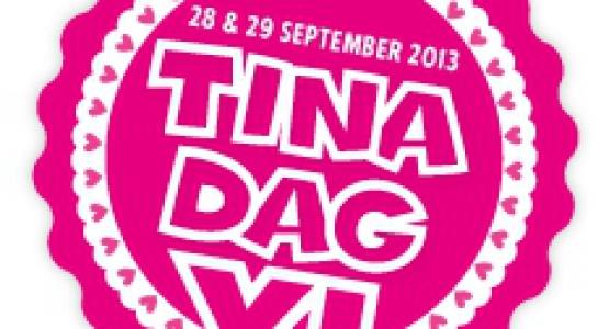 Uitgeverij Moon en Manon Sikkel op de Tina-dag!