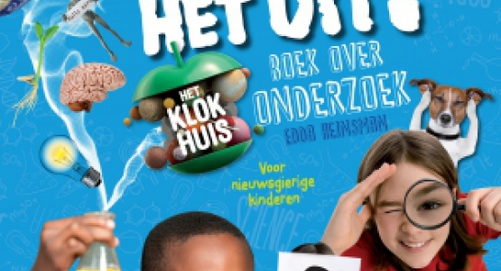 Presentatie Het Klokhuisboek - Zoek het uit!