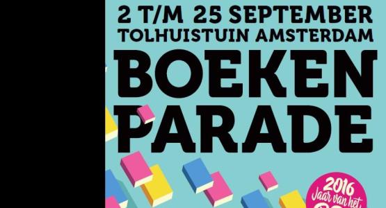 Lebowski Loves de Amsterdamse Boekenparade 2016!