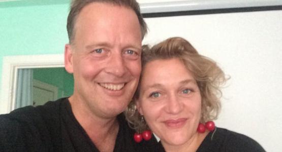 Erik Jan Harmens in gesprek met Stella Bergsma