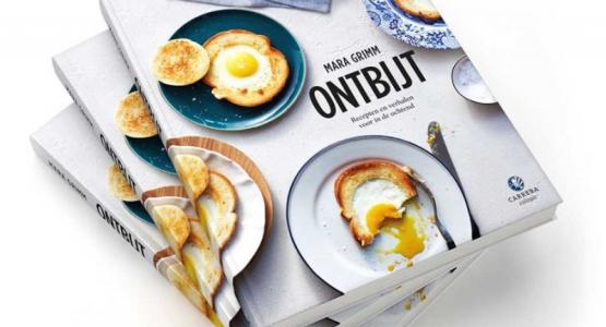 'Ik ontbijt altijd óf buiten de deur óf in bed'