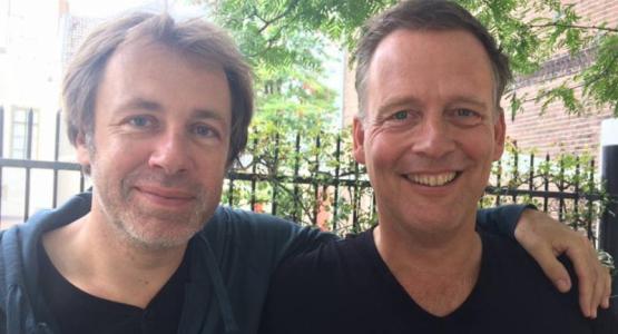 Erik Jan Harmens in gesprek met Ingmar Heytze