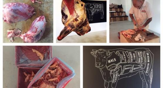 In de maak: Vleesbijbel