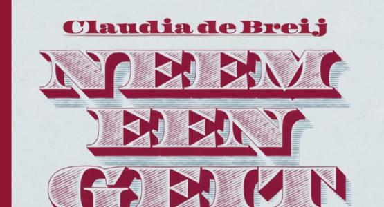 Neem een geit van Claudia de Breij genomineerd voor de NS Publieksprijs 2016