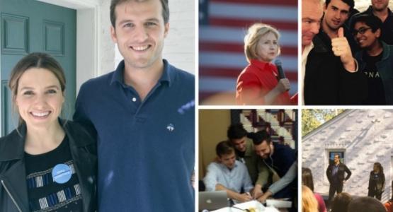 Felix Klos vanuit Iowa over Hillary Clinton