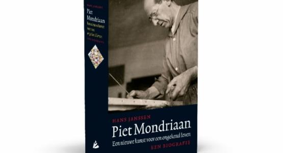 Biografie Piet Mondriaan staat vol nieuwe inzichten en nieuw beeldmateriaal