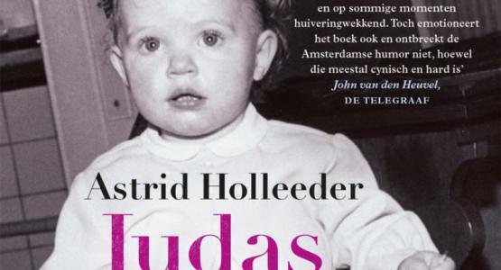 Judas van Astrid Holleeder bekroond met 'Gouden Boek' door de CPNB