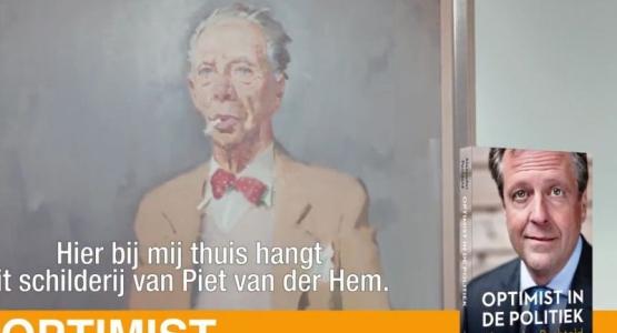 Wat inspireert Alexander Pechtold? - IV #Optimist