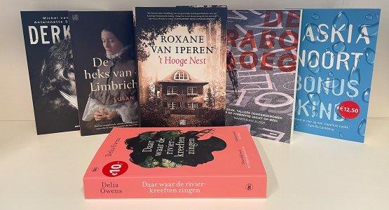 127 weken in De Bestseller 60: 't Hooge Nest van Roxane van Iperen