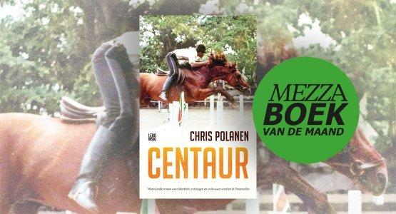 'Centaur' van Chris Polanen Mezza Boek van de Maand