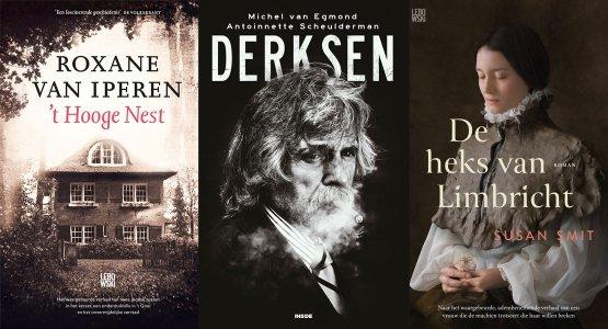 Drie boeken in de top 10 van De Bestseller 60 in week 31