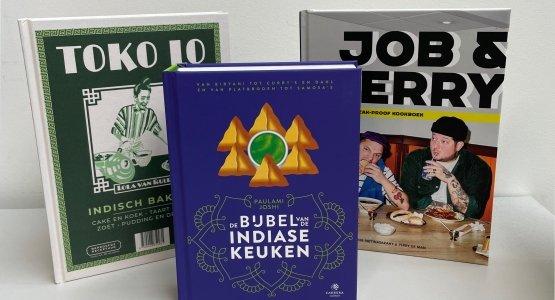 Drie boeken van Carrera Culinair op de shortlist van Het Gouden Kookboek 2021