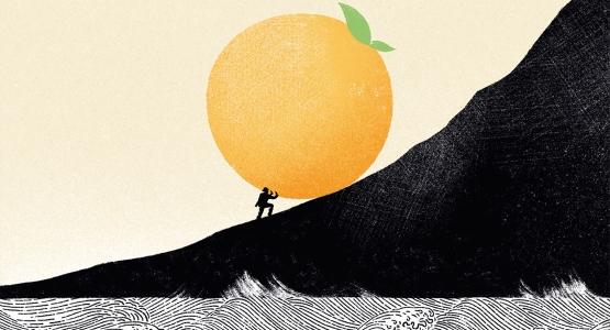 Half september verschijnt bij Carrera Culinair: Eat a peach van David Chang