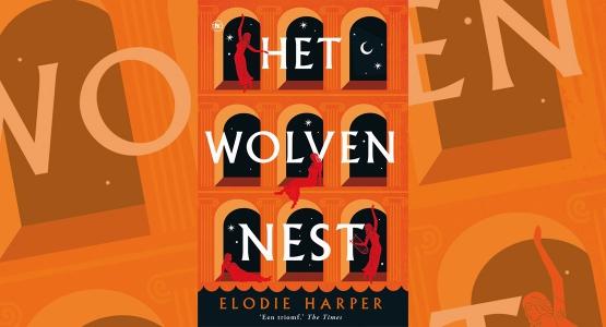 5 oktober verschijnt bij The House of Books: 'Het Wolvennest' van Elodie Harper