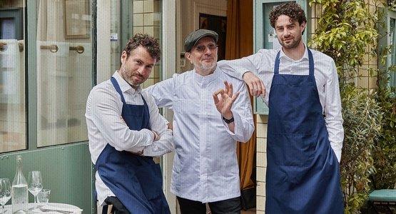 21 september verschijnt bij Carrera Culinair 'La Table de Caron'