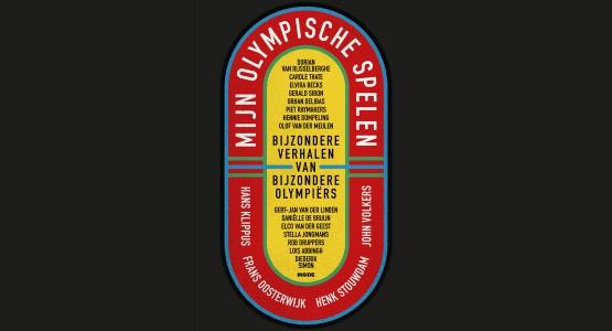 19 juli verschijnt bij Inside: 'Mijn olympische spelen: Bijzondere verhalen van bijzondere Olympiërs'