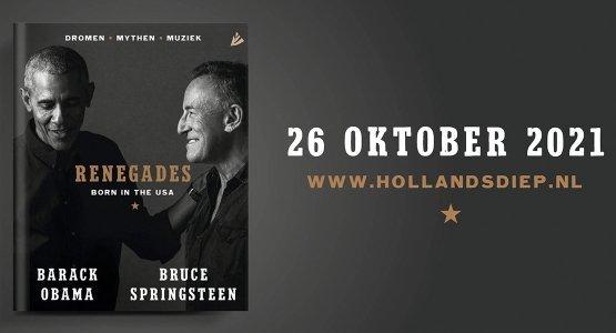 Barack Obama en Bruce Springsteen te gast bij Humberto Tan