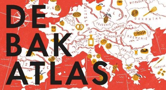 Op 28 oktober verschijnt van Carrera culinair: De Bakatlas van Rutger van den Broek