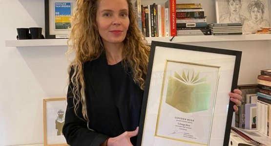 Gouden Boek voor 't Hooge Nest: meer dan 200.000 exemplaren verkocht
