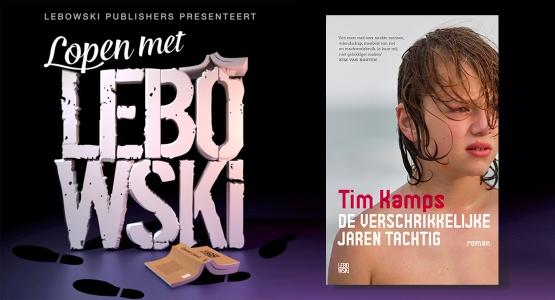 Tim Kamps over 'De verschrikkelijke jaren tachtig' - Lopen met Lebowski #11
