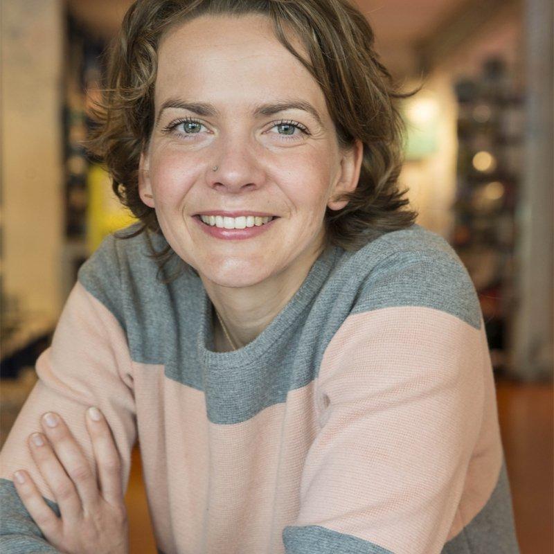 Auteur: Lysette van Geel