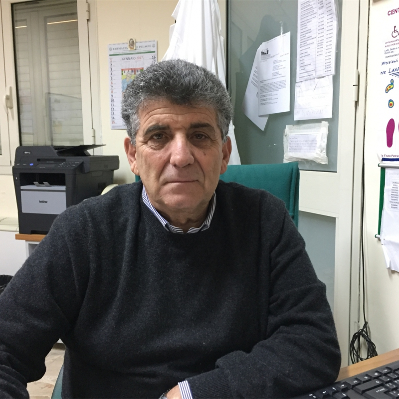 Auteur: Pietro Bartolo