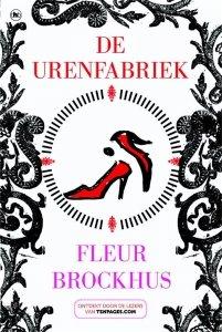 Paperback: De urenfabriek - Fleur Brockhus