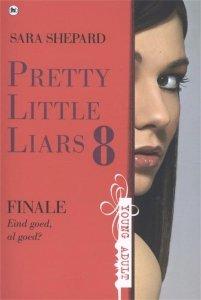 Paperback: Pretty Little Liars dl 8 - Finale - Sara Shepard
