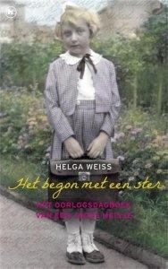 Digitale download: Het begon met een ster - Helga Weiss