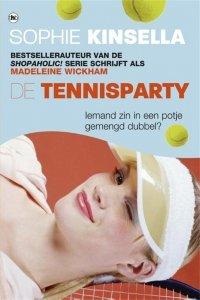 Digitale download: De tennisparty - Sophie Kinsella