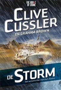 Paperback: De storm - Clive Cussler en Graham Brown