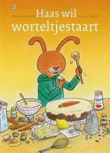 Digitale download: Haas wil worteltjestaart - Annemarie Bon