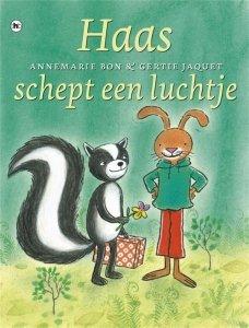 Digitale download: Haas schept een luchtje - Annemarie Bon