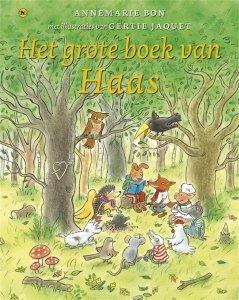 Digitale download: Het grote boek van Haas - Annemarie Bon