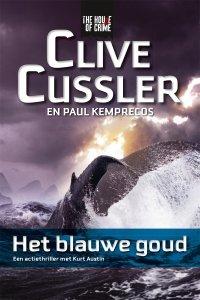 Paperback: Het blauwe goud - Clive Cussler en Paul Kemprecos