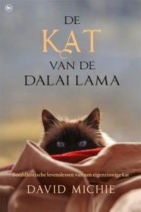 Paperback: De kat van de Dalai Lama - David Michie