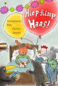 Gebonden: Hiep hiep Haas! - Annemarie Bon