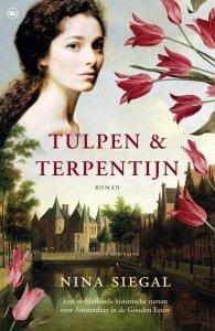 Digitale download: Tulpen & terpentijn - Nina Siegal