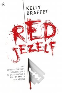 Digitale download: Red jezelf - Kelly Braffet