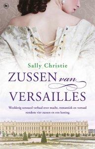 Paperback: Zussen van Versailles - Sally Christie
