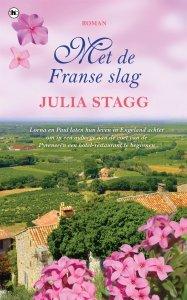 Paperback: Met de Franse slag - Julia Stagg