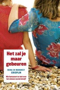 Paperback: Het Zal Je Maar Gebeuren - Reina Crispijn
