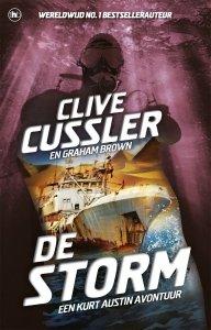 Digitale download: De storm - Clive Cussler en Graham Brown