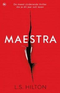 Digitale download: Maestra - L.S. Hilton